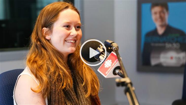 Radio-Canada : Une bourse d'études de 100 000 $ pour une jeune femme