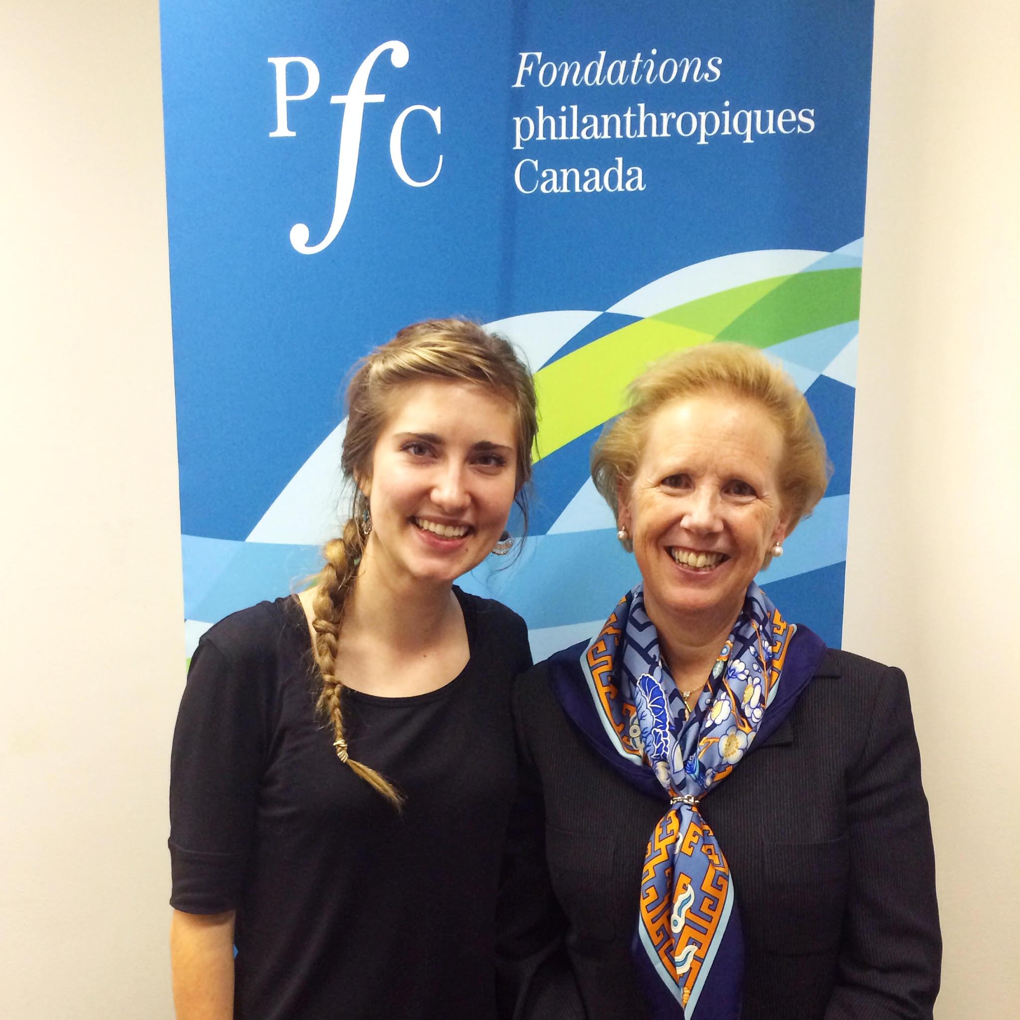 Christina Klassen & Hilary Pearson