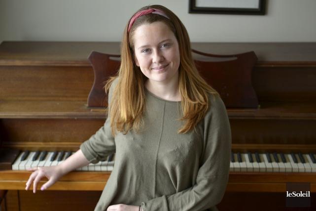 Le Soleil : Marie-Hélène Lyonnais: reconnaissance pour une étudiante engagée