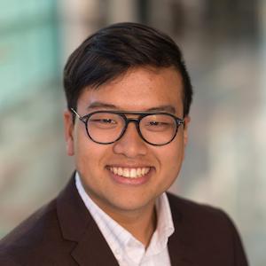 David-Dan Nguyen - Boursier Loran Azrieli à l'Université McGill