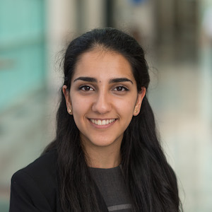 Sayeh Yousefi - Boursière Loran - Université de Toronto