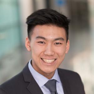 Silas Tsui - Boursier Loran à l'Université de Waterloo