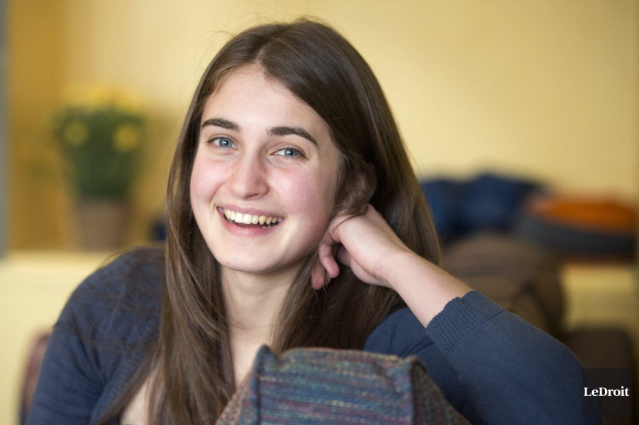 Le Droit : Une jeune femme aux mille projets
